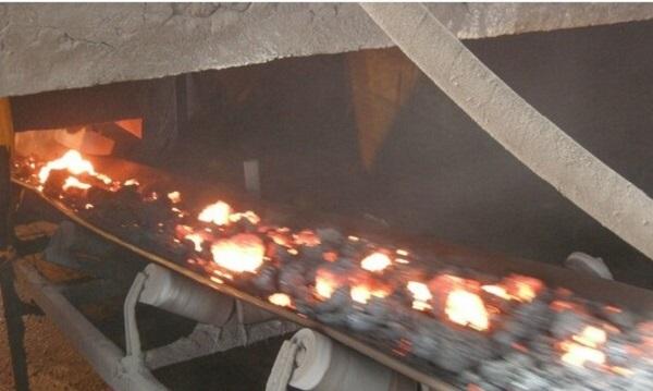 băng tải chịu nhiệt công ty Thiên Hòa