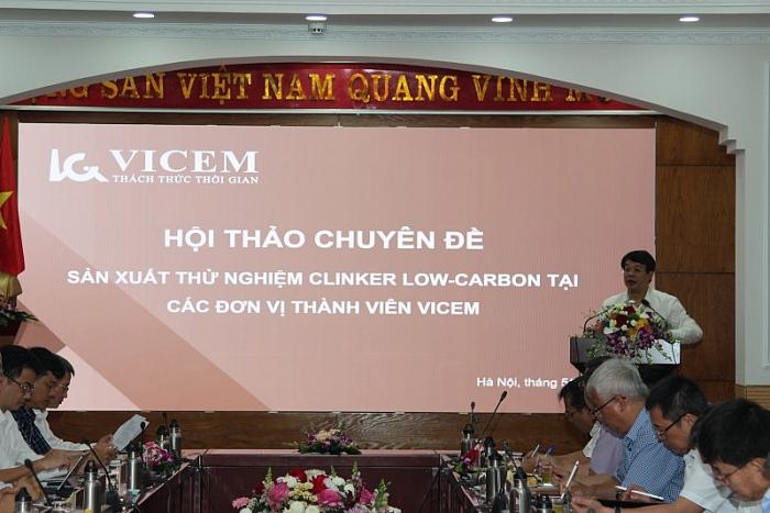 vicem nguoi mo duong cho xi mang viet nam buoc vao ky nguyen khong phat thai