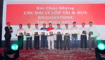 Bridgestone có hơn 80 đại lý chính hãng tại Việt Nam