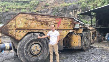 Lốp đặc chủng Bridgestone cho khai thác hầm lò – Vượt qua mọi khắc nghiệt