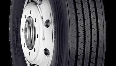 Firestone tyre of Truck – F400