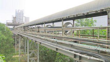 Video – Bridgestone sản xuất băng tải lõi thép