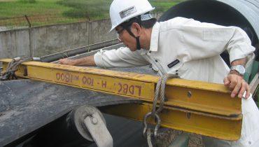 Băng tải chống cắt chịu va đập – Đột phá về công nghệ