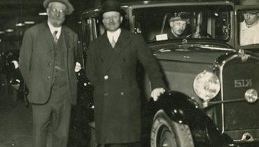 Lịch sử của lốp xe: Không phải ai cũng biết