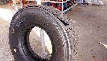 Tái sử dụng lốp xe cũ nhờ công nghệ Bandag